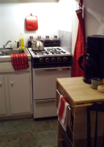 Kitchen: After